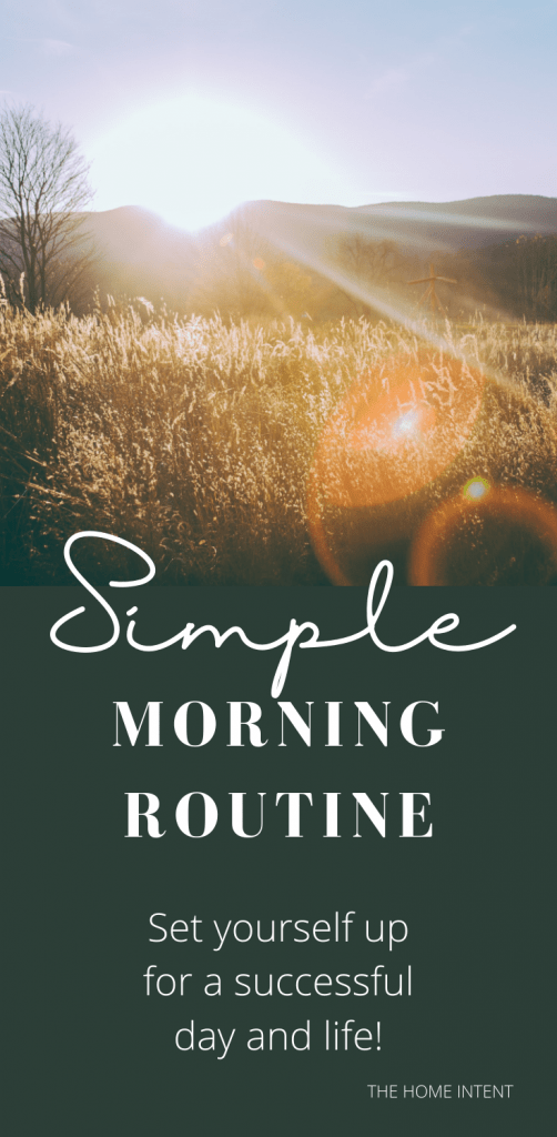 Simple Morning Routine | How to Start Your Day Right #simple #morning #routine #health #wellness #productivity #success